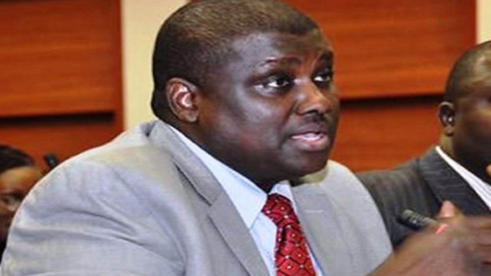 My Meeting With Malami Was Approved By Buhari – Maina