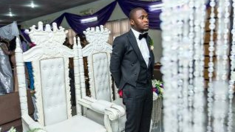 OAP, Freeze mocks Ubi Franklin after he shared a solemn photo and caption today which would have been his 2nd wedding anniversary