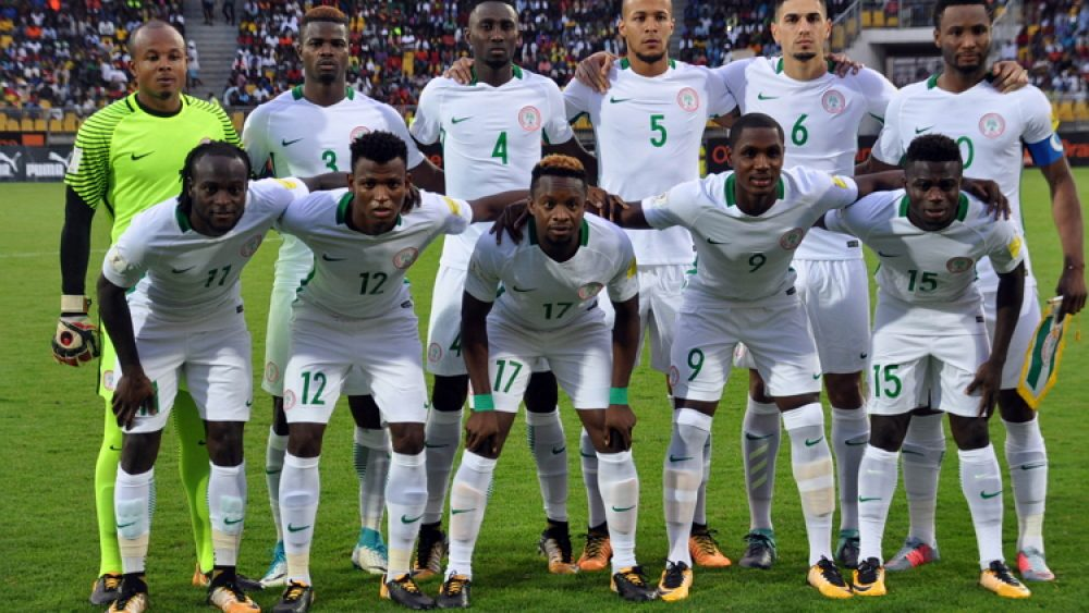 Work On Eagles' Weakness, Amun Charges Rohr